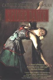 Book Cover for SPIDER DANCE