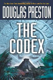 THE CODEX by Douglas Preston