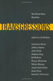 TRANSGRESSIONS by Ed McBain