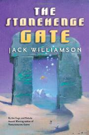 Cover art for THE STONEHENGE GATE