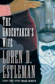 Cover art for THE UNDERTAKER'S WIFE