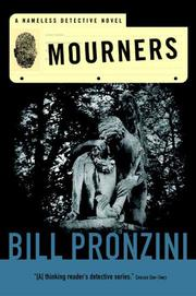 MOURNERS by Bill Pronzini