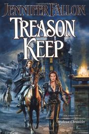 Cover art for TREASON KEEP