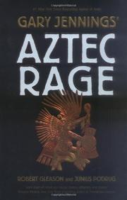 Cover art for GARY JENNINGS' AZTEC RAGE