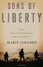 Book Cover for SONS OF LIBERTY