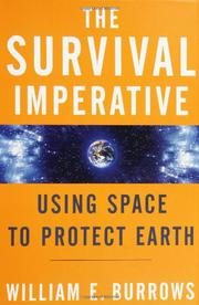 THE SURVIVAL IMPERATIVE by William E. Burrows