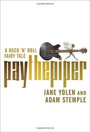 PAY THE PIPER by Jane Yolen