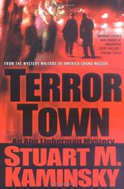 Book Cover for TERROR TOWN