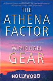 THE ATHENA FACTOR by W. Michael Gear
