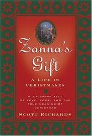 ZANNA'S GIFT by Scott Richards