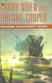 Book Cover for BUILDING HARLEQUIN'S MOON
