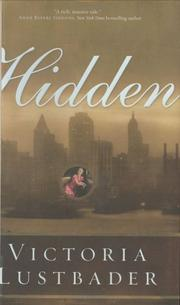 HIDDEN by Victoria Lustbader