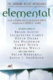 ELEMENTAL: THE TSUNAMI RELIEF ANTHOLOGY by Steven Savile