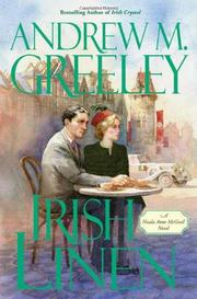 IRISH LINEN by Andrew M. Greeley