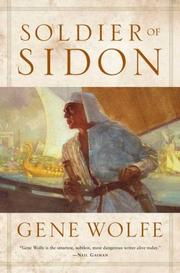 SOLDIER ON SIDON by Gene Wolfe