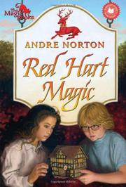 RED HART MAGIC by Andre Norton