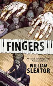 FINGERS by William Sleator