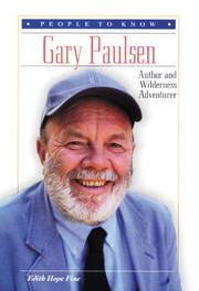 GARY PAULSEN by Edith Hope Fine