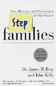 Cover art for STEPFAMILIES