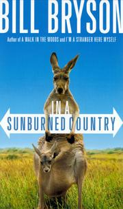 IN A SUNBURNED COUNTRY by Bill Bryson