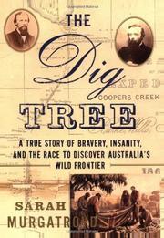 THE DIG TREE by Sarah Murgatroyd