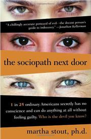 Cover art for THE SOCIOPATH NEXT DOOR