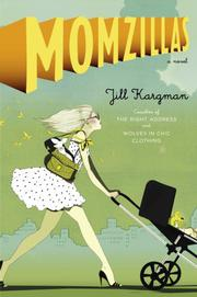 Book Cover for MOMZILLAS