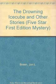 THE DROWNING ICECUBE by Jon L. Breen