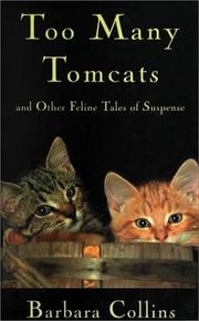 TOO MANY TOMCATS by Barbara Collins