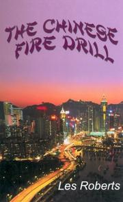 Book Cover for THE CHINESE FIRE DRILL