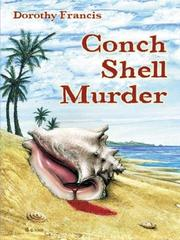 Cover art for CONCH SHELL MURDER