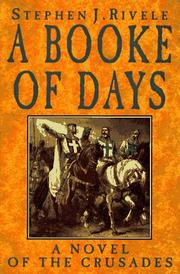 A BOOKE OF DAYS by Stephen J. Rivele