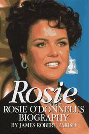 ROSIE by James Robert Parish