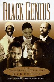 BLACK GENIUS by Dick Russell