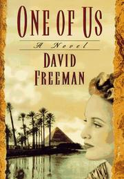 ONE OF US by David Freeman