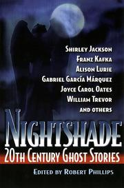 NIGHTSHADE by Robert Phillips