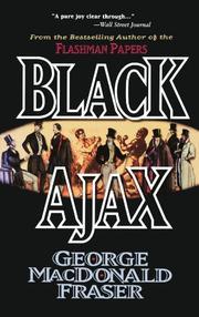 BLACK AJAX by George MacDonald Fraser