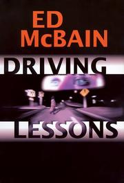 DRIVING LESSONS by Ed McBain