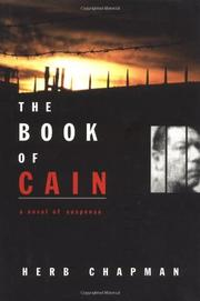 THE BOOK OF CAIN by Herb Chapman