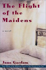 Cover art for THE FLIGHT OF THE MAIDENS
