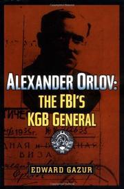 ALEXANDER ORLOV by Edward Gazur