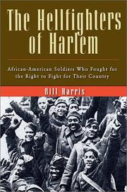 THE HELLFIGHTERS OF HARLEM by Bill Harris