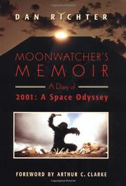 MOONWATHCER'S MEMOIR by Dan Richter