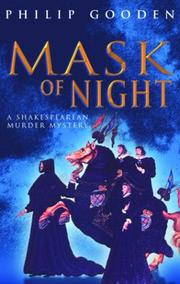 MASK OF NIGHT by Philip Gooden