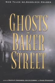 THE GHOSTS OF BAKER STREET by Martin H. Greenberg