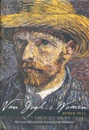 VAN GOGH'S WOMEN by Derek Fell