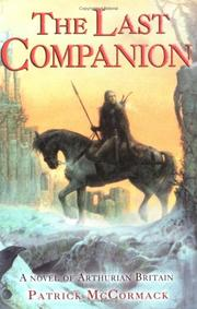 THE LAST COMPANION by Patrick McCormack