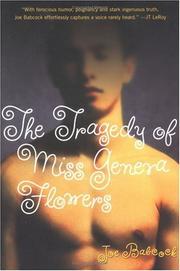 THE TRAGEDY OF MISS GENEVA FLOWERS by Joe Babcock