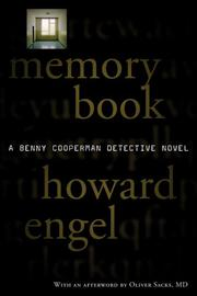 MEMORY BOOK by Howard Engel
