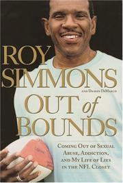 OUT OF BOUNDS by Roy Simmons